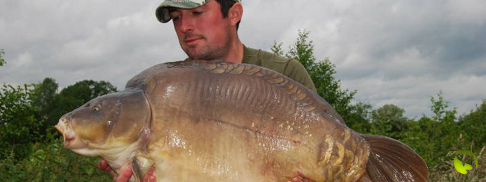 carp fishing holidays in Pimprez Lake france